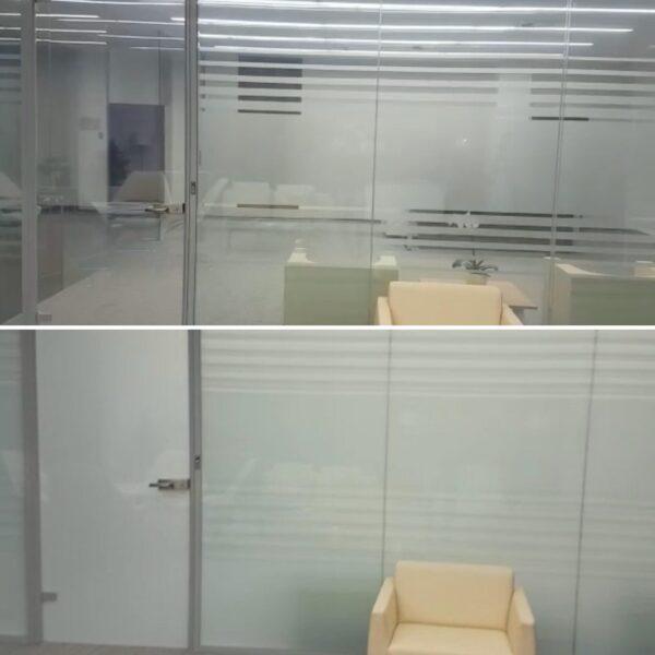 Стекло с переменной прозрачностью Алматы