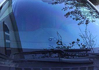 Защитная плёнка ClearPlex® для лобового стекла